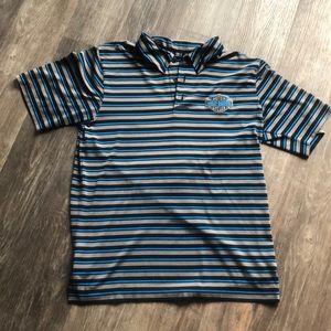 Harley-Davidson men's 3 button golf shirt size M